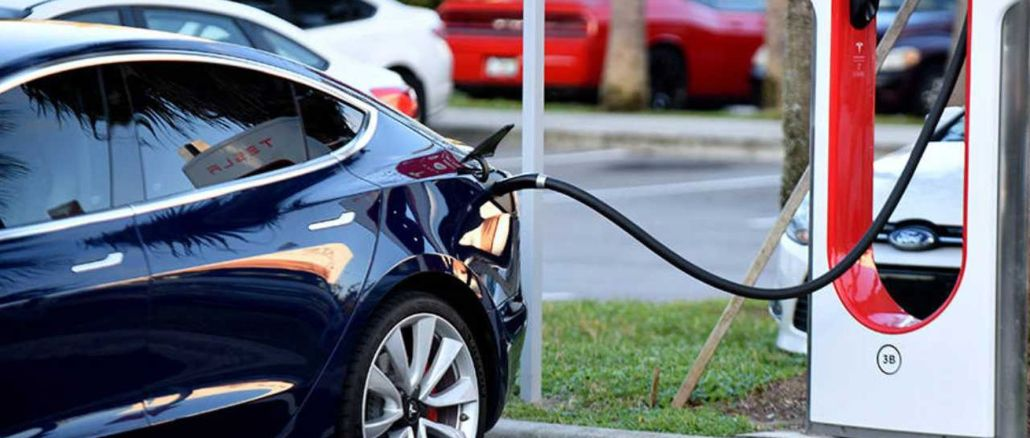 Most Electric and Hybrid Cars Sold in Europe