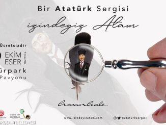 Wir sind im Oktober Special für Oktober in Izmir, Atam Exhibition