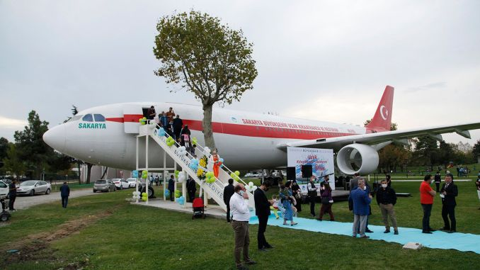 Sakarya's New Meeting Point Airbus A Plane Charter