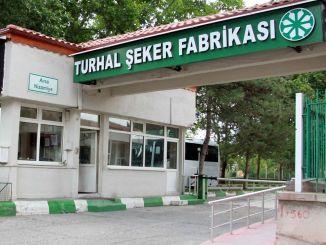 Turhal Zuckerfabrik wurde eröffnet