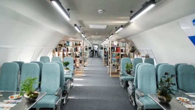 airbus a started service as an aircraft charter
