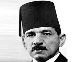 ¿Quién es Ali Mahir Pasa?