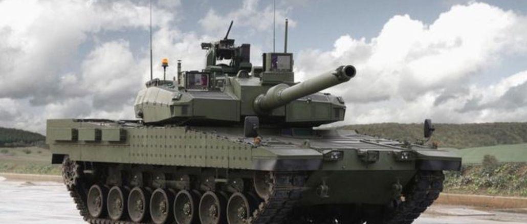 Dogovoreno sa Korejom za altay tenk motor
