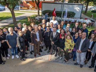 التقى الرئيس سوير بضحايا الزلزال قبل ذكرى زلزال إزمير