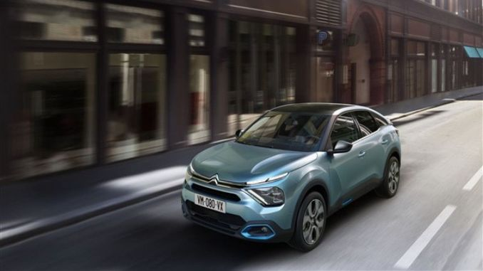 citroen ec in turkey in the first quarter of the year