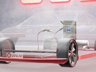 حل رئيسي محلي للسيارات الكهربائية