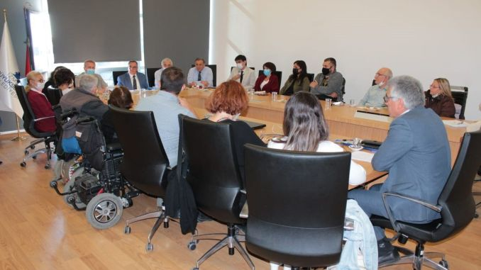 eshot listened to the representatives of disability associations
