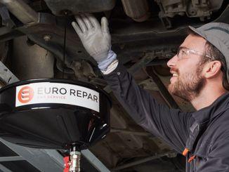 Eurorepar कार सेवा से सभी ब्रांडों के वाहनों के लिए रखरखाव अभियान