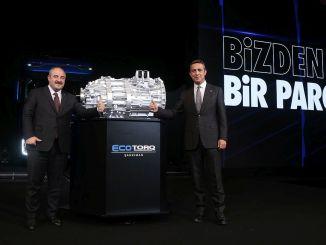 福特 otosan turkey 的第一款也是唯一一款國產變速箱的頂級工程成功