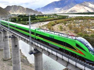 Bắt đầu xây dựng tuyến đường sắt cao tốc mới ở Tây Nam Trung Quốc