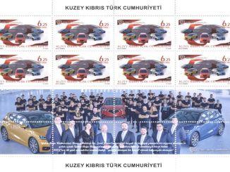 ستسافر الطوابع البريدية المصممة خصيصًا حول العالم قبل السيارات المحلية