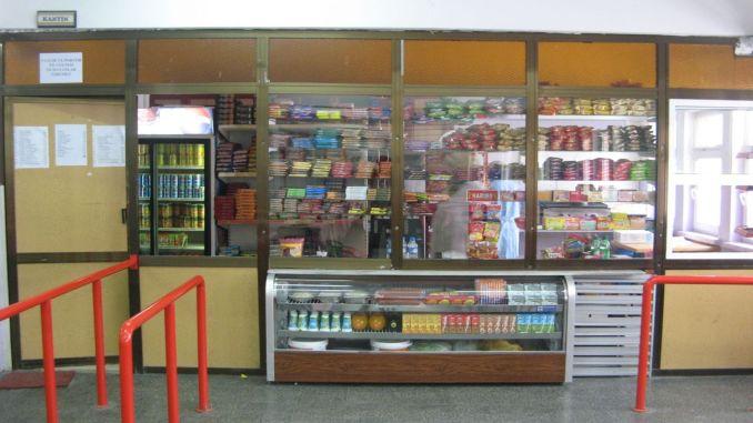 should ilgezdi canteens eat stone?
