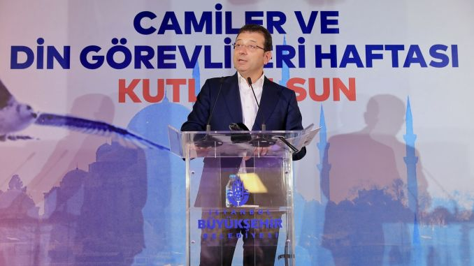 Imamoglu religious abuse is an important obstacle to world peace.