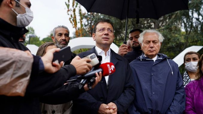 There is no clear situation regarding the general manager of imamoglu ispark