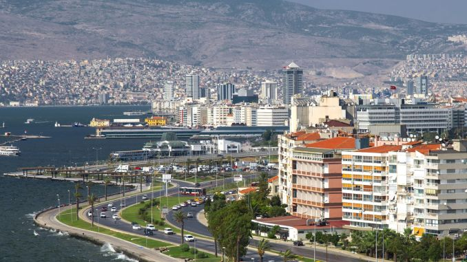 izmir continues its membership in the european healthy cities network