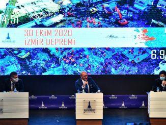 Lagebericht von Präsident Tunç Soyer zum Jahrestag des Erdbebens in Izmir