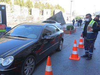 Großes Interesse an der Beantragung eines Parkservices von Bürgern von Kayseri
