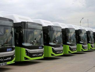 Kocaeli Buyuksehir nastavlja povećavati svoju autobusnu flotu u prijevozu