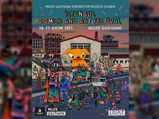 museum gazhane istanbul festival komiksov a umenia sa začína