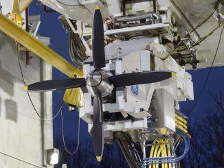 ناسا تختار الطيران المتأخر لأداة اختبار التكنولوجيا الكهربائية الهجينة
