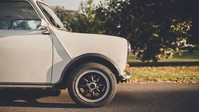 Pirelli has produced a new tire for classic mini collectors.