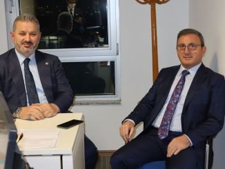 samsun sarp railway project should be included in the investment program