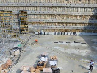 Samsun Beckenbezirk bekommt einen mehrstöckigen mechanischen Parkplatz