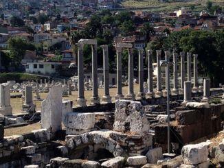 Thành phố cổ Smyrna được phát hiện với sự hỗ trợ của năng lượng tươi đẹp
