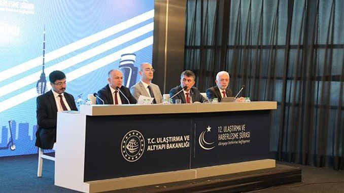 At the railway sector session, the railway of the future was evaluated