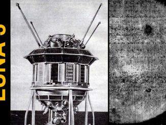 Heute in der Geschichte hat die sowjetische Weltraumrakete Luna die ersten Fotos von der unsichtbaren Seite des Mondes gemacht