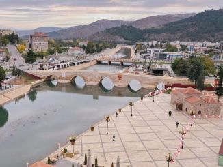 託卡特歷史悠久的 Hidirlik 橋的修復工作已經完成。