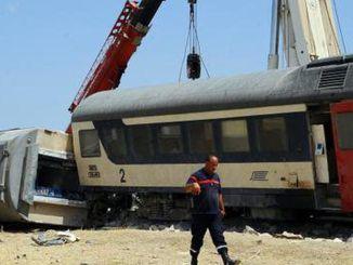 dva sudara vlakova ozlijeđena u Tunisu