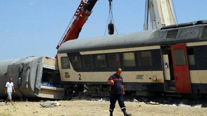 dva sudara vlakova povrijeđena u Tunisu
