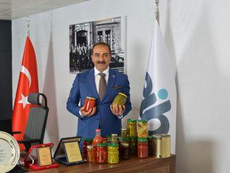 تم إدخال منتجات الفواكه والخضروات التركية إلى ألمانيا