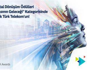 Erster Preis für das Künstliche Intelligenz-Projekt der türkischen Telekom