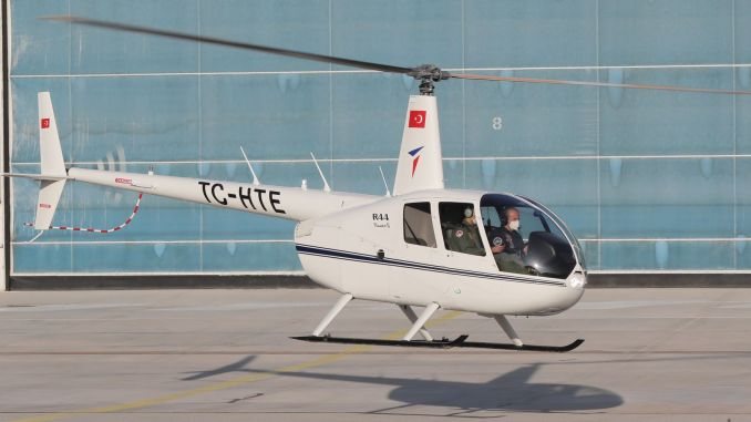 tusas flight academy trained a total of pilots