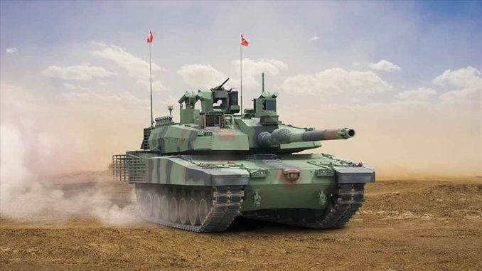 Ukraine proposes engine for Altai tank and storm howitzer