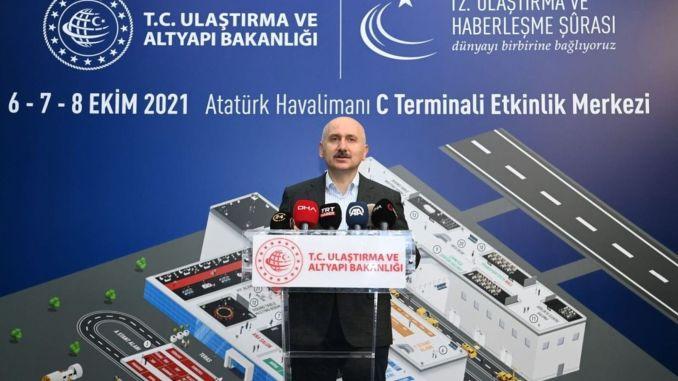سيحضر مسؤولون رفيعو المستوى من دول مختلفة عملية النقل والاتصالات.