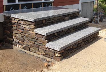 25+ Granite Treads Landscape Pictures and Ideas on Pro Landscape