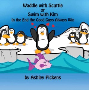 The new illustrated children's book