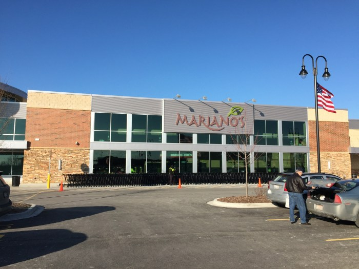 Mariano's store in Orland Park