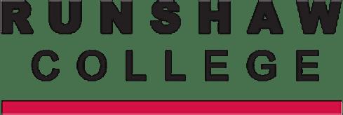 runshaw college logo