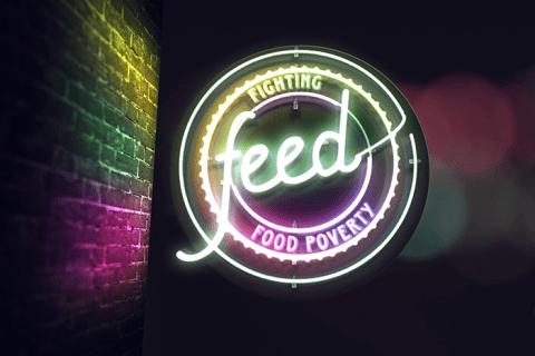Feed animation
