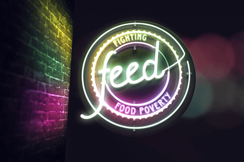 Feed animation