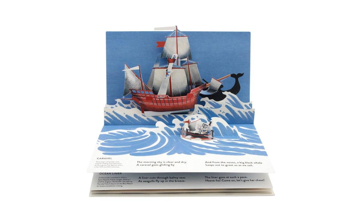 A sea voyager Gerard Lo Monaco