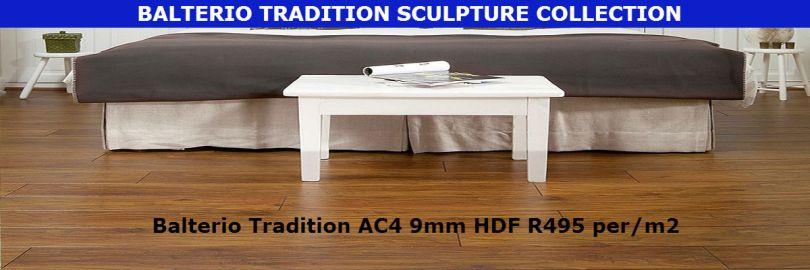 Balterio Tradition Sculpture Laminate Flooring