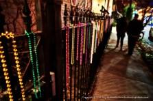 Night of beads.