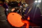 Big drums.