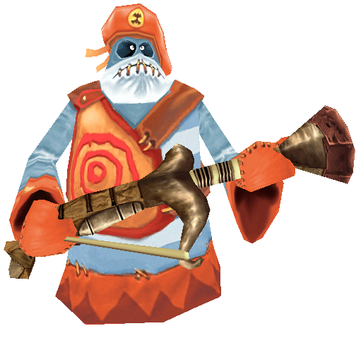 Hoodmonger Soldier Raywiki The Rayman Wiki