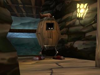 Barrel Pirate  RayWiki the Rayman wiki